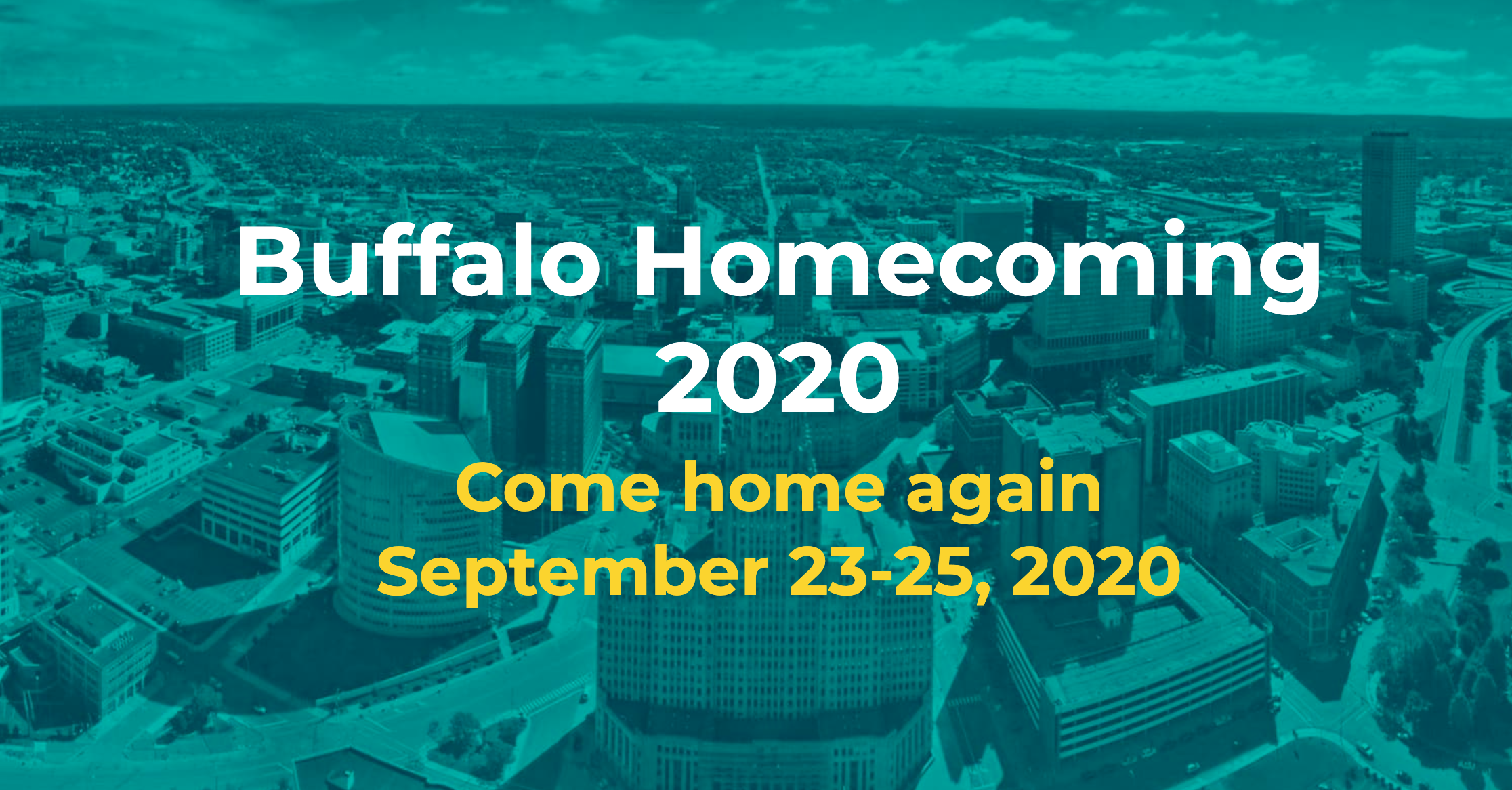 Buffalo Homecoming