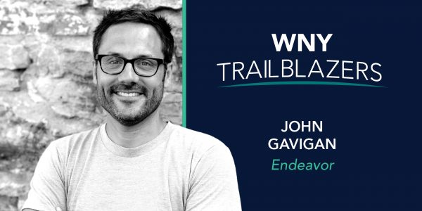 Western New York Trailblazer: John Gavigan, Endeavor