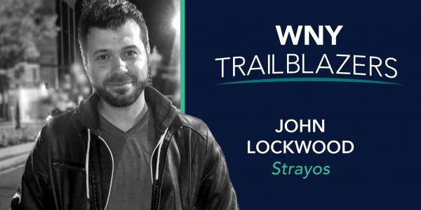 Western New York Trailblazer: John Lockwood, Strayos