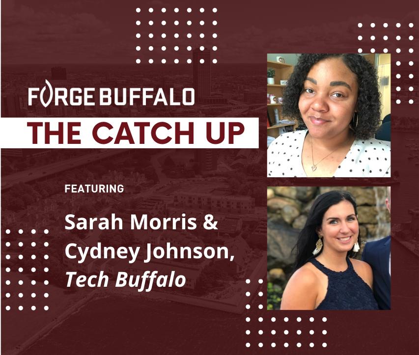 The Catch Up: Talking Women in Tech with TechBuffalo