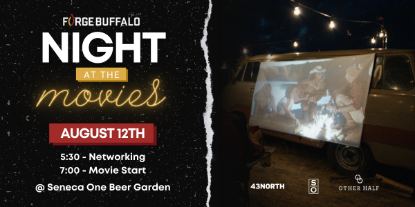 Forge Buffalo Night at the Movie