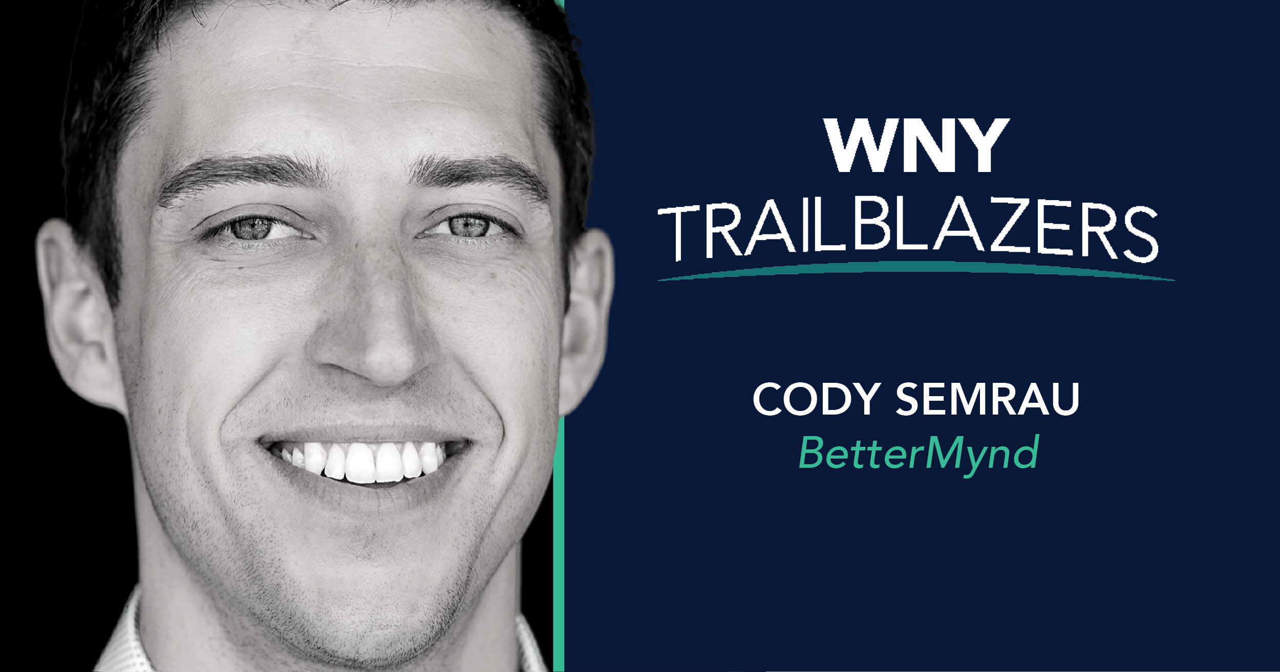 Western New York Trailblazers: Cody Semrau