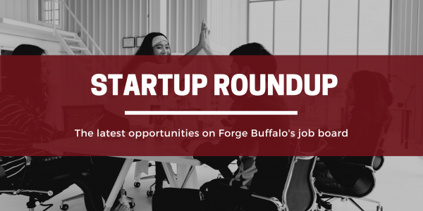 Forge Buffalo August Startup Roundup