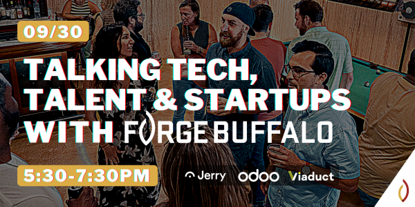 Talking Tech Talent & Startups With Forge Buffalo